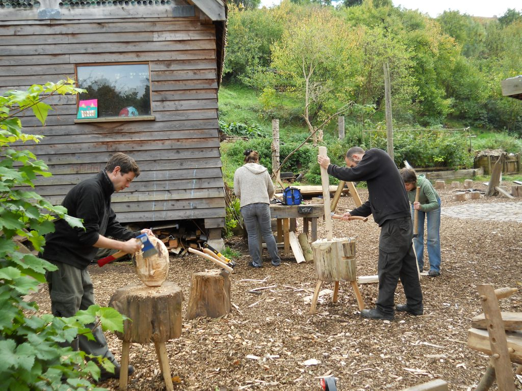 green woodworking course bristol