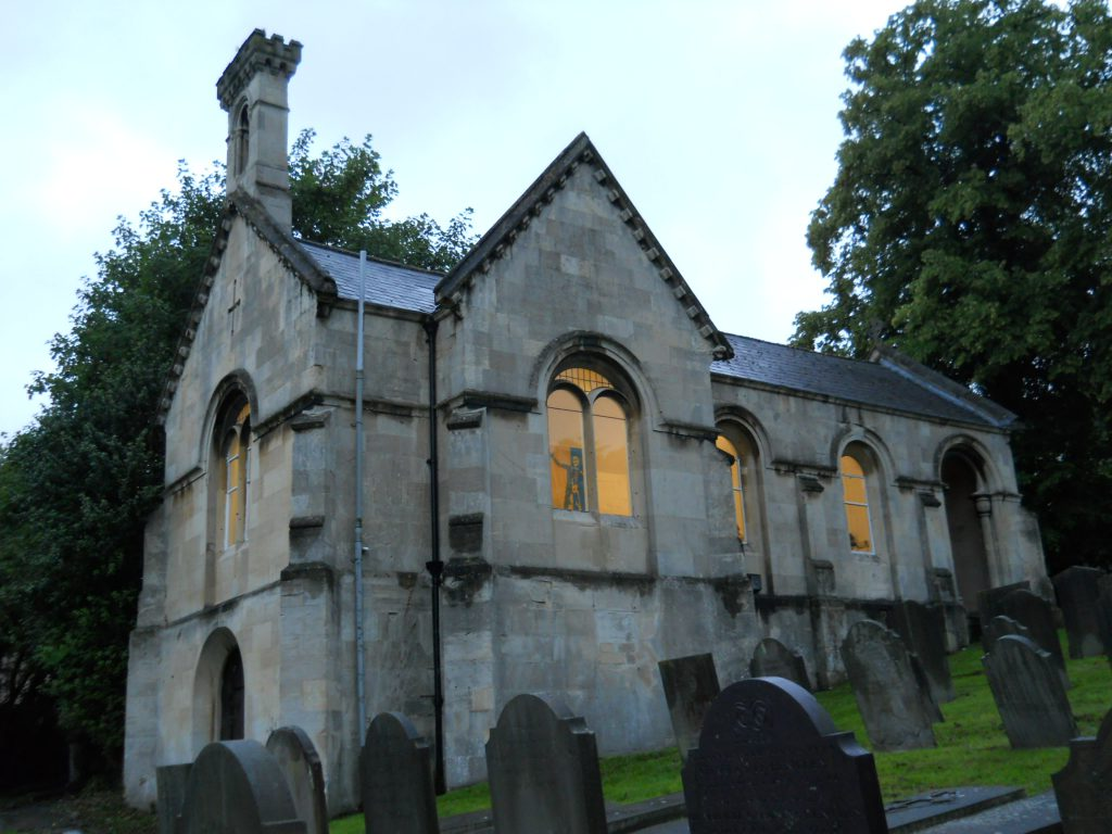 Walcot Chapel, Bath