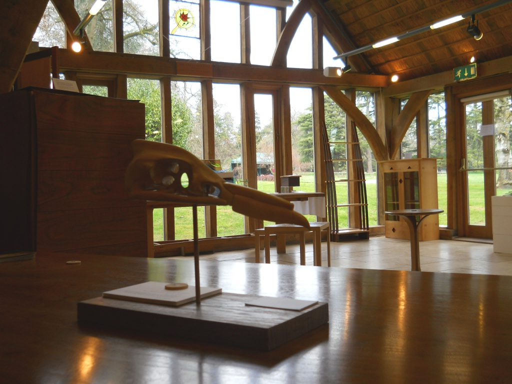Westonbirt Great Oak hall