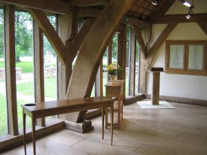 Westonbirt Arboretum Great Oak hall
