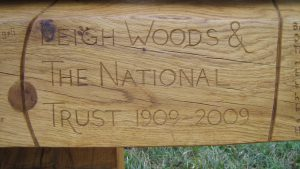 leigh woods inscription