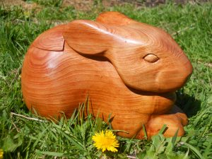 wooden rabbit bx